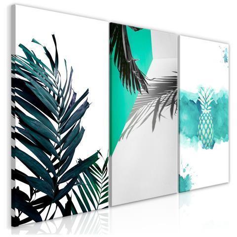 Quadro Palm Paradise 3 Parts