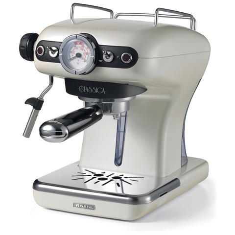 Macchina Caffe' Espresso Classica Colore Perla 1389