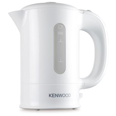 JKP250 Bollitore Capacità 0.5 Litri Potenza 650 Watt Colore Bianco