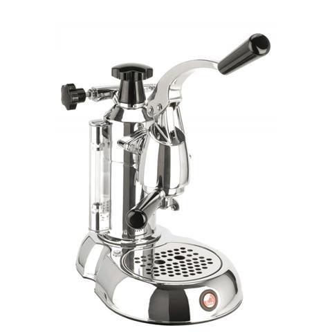 STL Stradivari Lusso Macchina da Caffè Espresso Manuale Serbatoio 0.8 Litri Potenza 1000 Watt