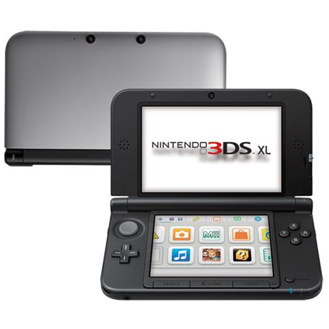 Image of Console 3DS XL Silver