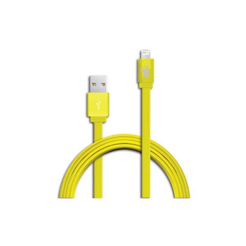 PATRIOT 's Sync and Charge Lightning Cavo 1mt - Colore Giallo