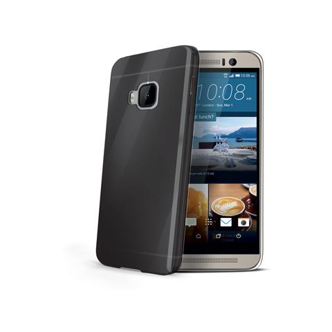 CELLY Tpu Cover For One M9 Bk