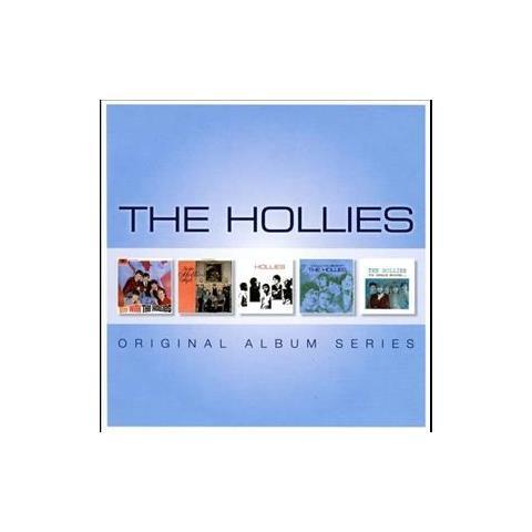 WARNER BROS Cd Hollies (the) - Original Album (5 Cd)