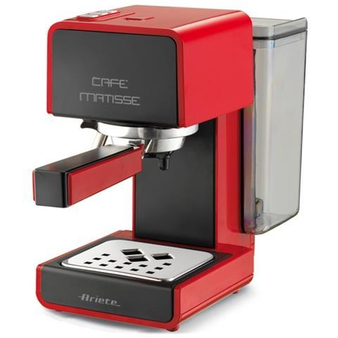 Macchina Matisse Caffè Colore Rosso 1363