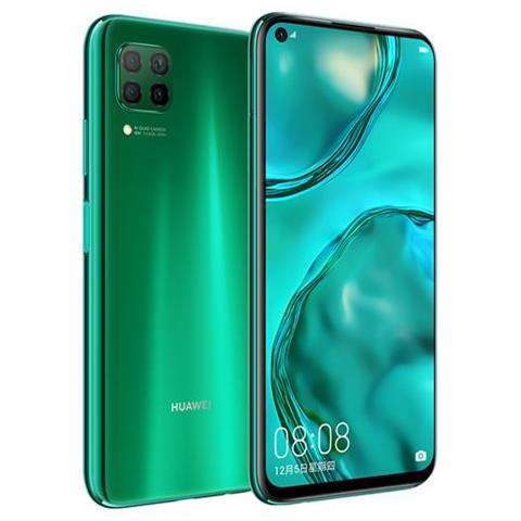 P 40 Lite Verde 128 GB Dual Sim Display 6.4'' Full HD+ Slot Micro SD Fotocamera 48 Mpx Android Tim Italia