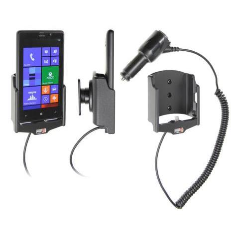 Brodit 512463 Auto Active holder Nero supporto per personal communication