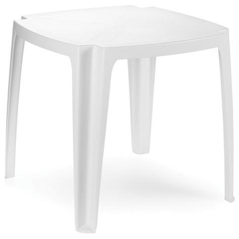 Tavolo in Polipropilene Bianco