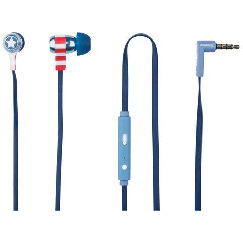 TRIBE Aurcolari con microfono C. America