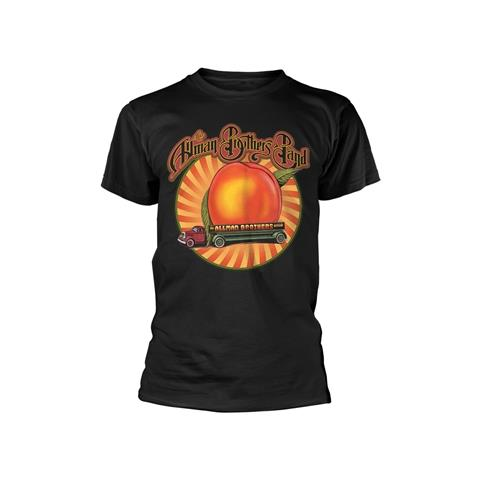 PHM Allman Brothers, The - Peach Lorry (T-Shirt Unisex Tg. L)