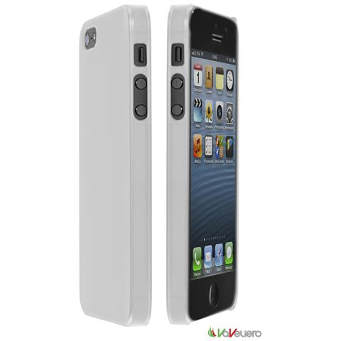 VAVELIERO Cover PVC iPhone 5/5s - Clear