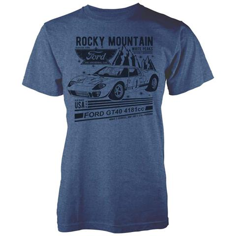 PHM Ford - Rocky Mountain (T-Shirt Unisex Tg. M)