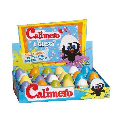 PLAYMATES Calimero - Guscio - Ovetto Con Mini Personaggio