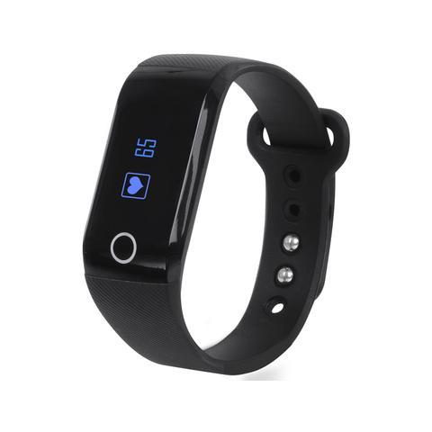 TREVI Smart Band Fitness Con Cardiofrequenzimetro Sf 230 Hr Nero