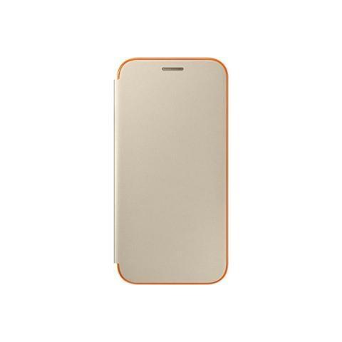 SAMSUNG Flip Cover Custodia per Galaxy A3 (2017) colore Oro