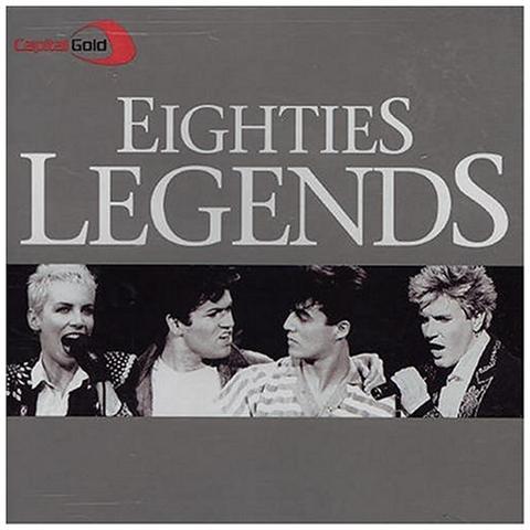 VIRGIN Capital Gold - Eighties Legends (2 Cd)