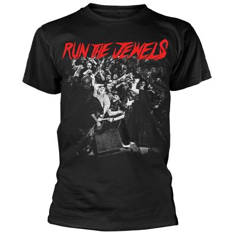 PHM Run The Jewels - Photo (T-Shirt Unisex Tg. S)