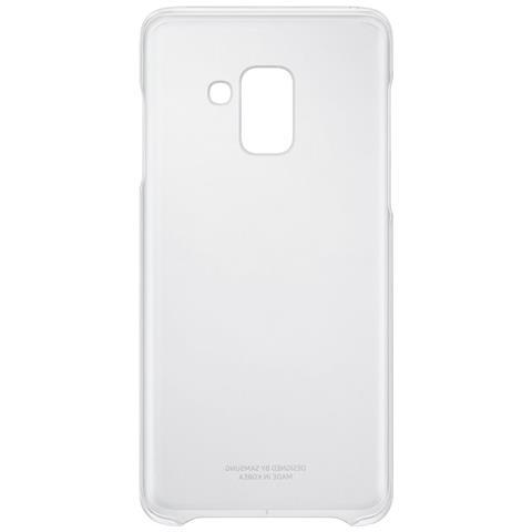 SAMSUNG Clear Cover per Galaxy A8 (2018) Trasparente