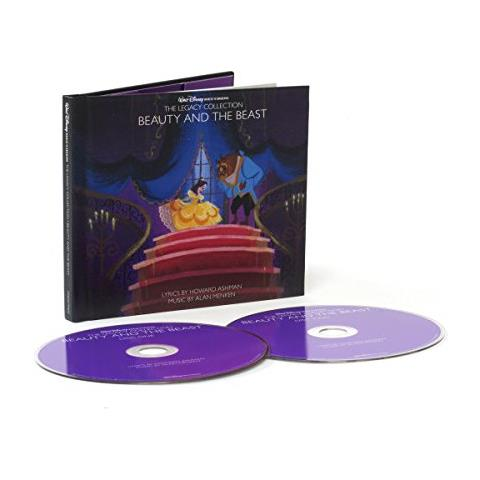 WALT DISNEY Beauty And The Beast (Legacy Collection) (2 Cd)