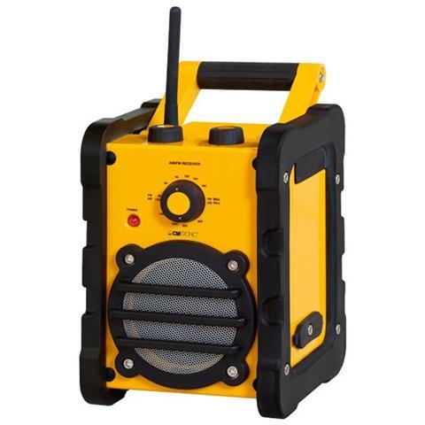 CLATRONIC BR 816, Personale, 20W, C, 230 V, 50 Hz