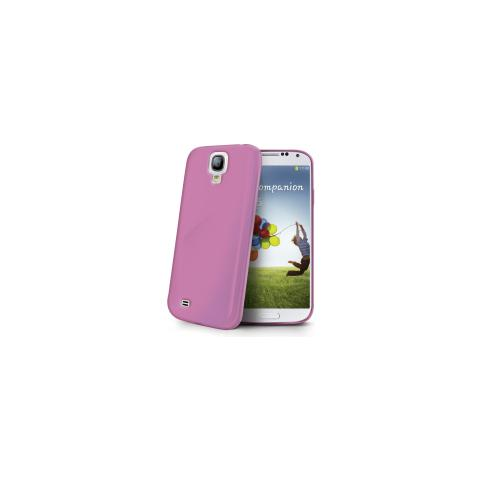 CELLY tpu cover galaxy s4 pk