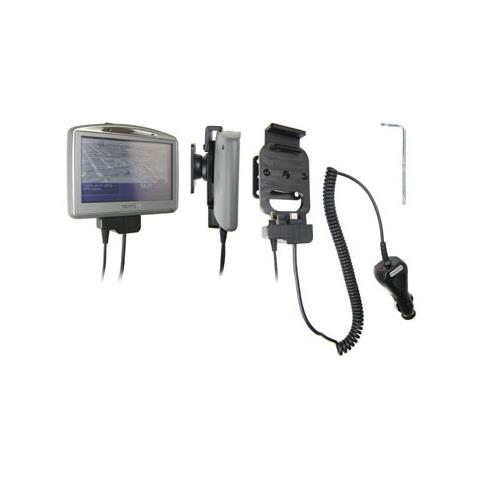 Brodit 275016 Auto Attivo Nero supporto e portanavigatore