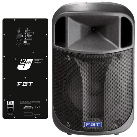FBT J12ra Cassa Amplificata 300w