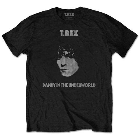 ROCK OFF T-Rex - Dandy (T-Shirt Unisex Tg. L)