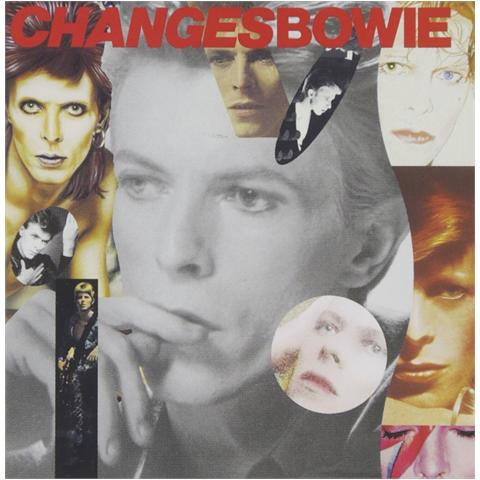 WARNER BROS David Bowie - Changes Bowie