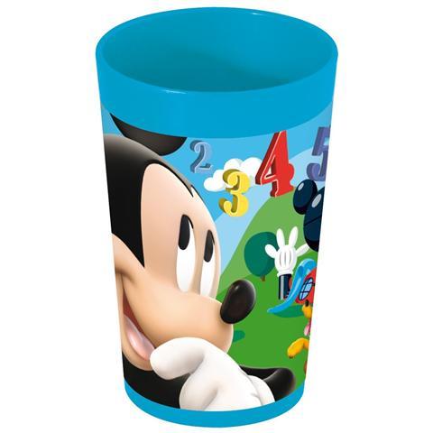Joy Toy Casa Di Topolino (La) - Bicchiere In Acrilico