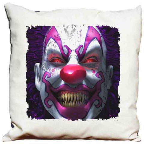 Cuscino Decorativo Dark Clown 2