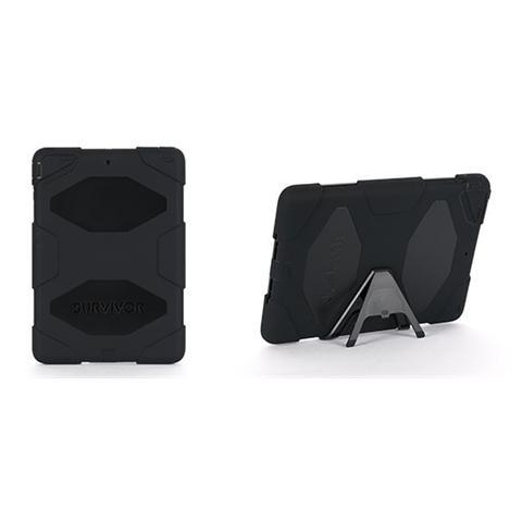 Griffin Survivor iPad Air, Cover, Nero, Policarbonato