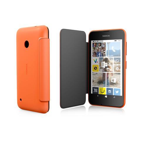 NOKIA Flip Shell Orange Lumia 530