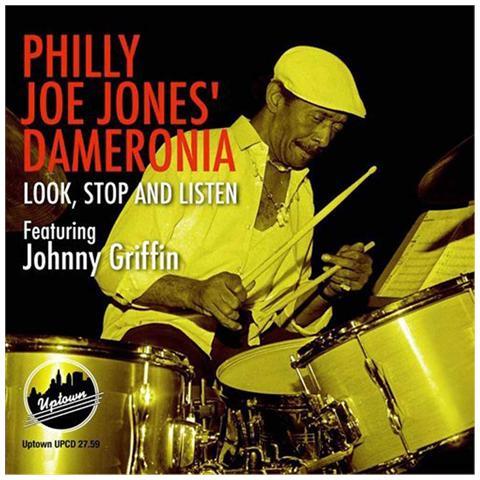 UPTOWN Philly Joe Jones Dameronia - Look Stop And Listen
