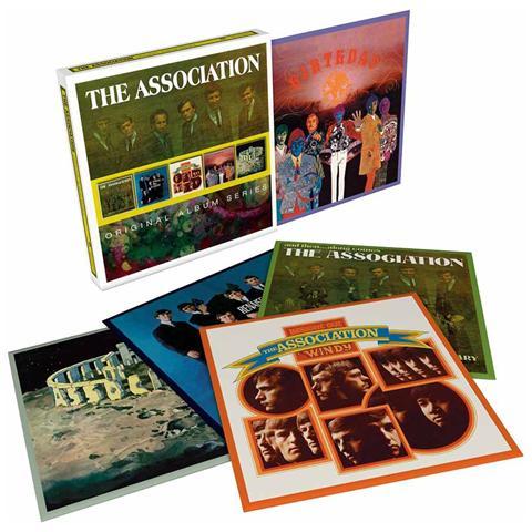 WARNER BROS Association (The) - Original Album Series (5 Cd)