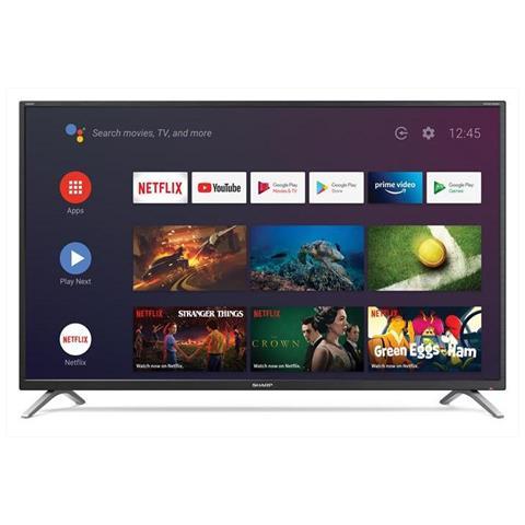 TV LED Ultra HD 4K 43'' 43BL2EA Android TV