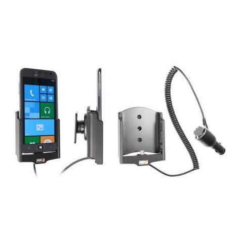 Brodit 512486 Auto Active holder Grigio supporto per personal communication
