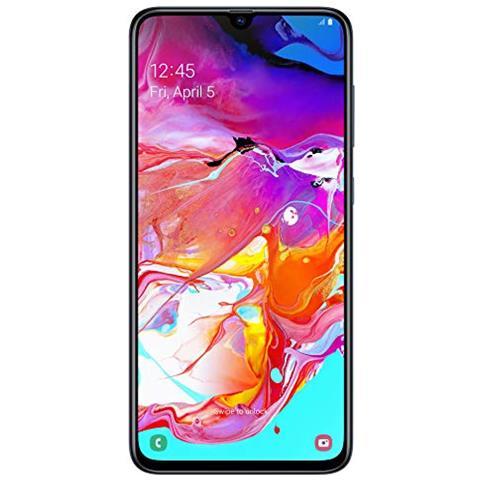 Image of Samsung Galaxy SM-A705F 17 cm (6.7'''') 6 GB 128 GB Doppia SIM 4G Black 4500 mAh''