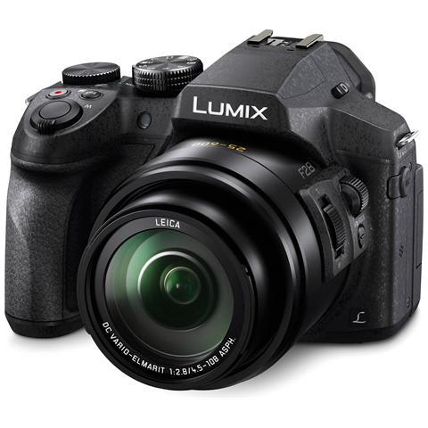 "PANASONIC Lumix DMC-FZ300 Sensore MOS 12Mpx Zoom Ottico 24x Display 3"" Touchscreen Filmati Ultra HD 4K Stabilizzato Wi-Fi / GPS PostFocus"