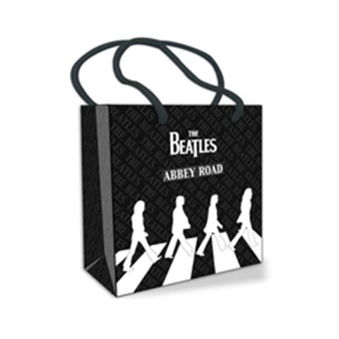ROCK OFF Beatles Gift Bag: Abbey Road B&w (borsa)