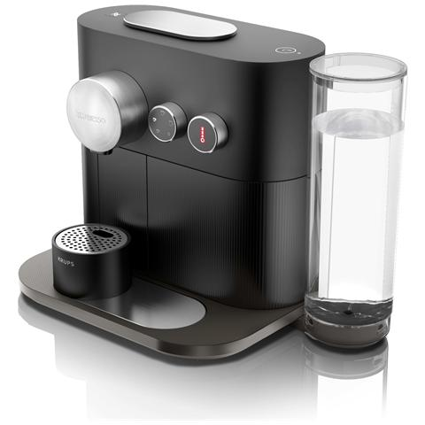 XN6008K Macchina Caffè Nespresso Pressione 19 Bar Colore Nero