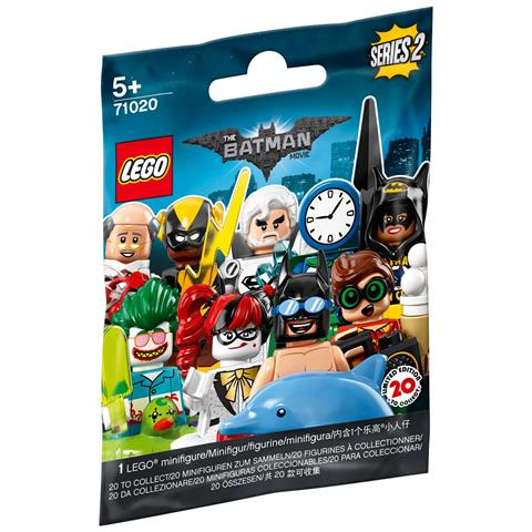 LEGO 6213821 Personaggi Coll. Minifigures