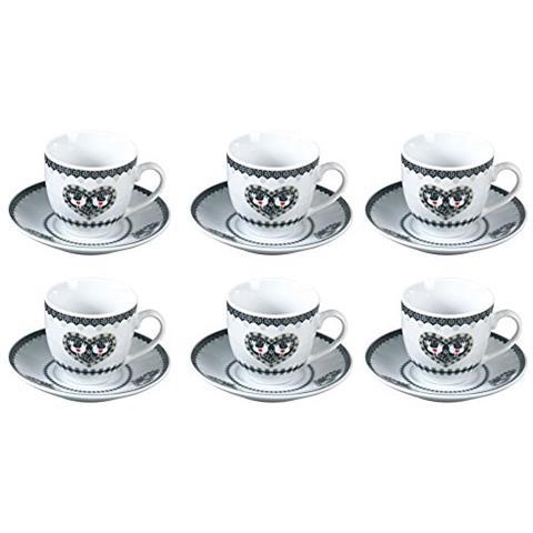 TAZZ. CAFFE'C / P PZ. 6 LIENZ