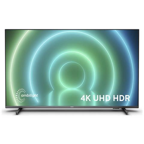 TV LED Ultra HD 4K 43'' 43PUS7406/12 Smart TV SAPHI