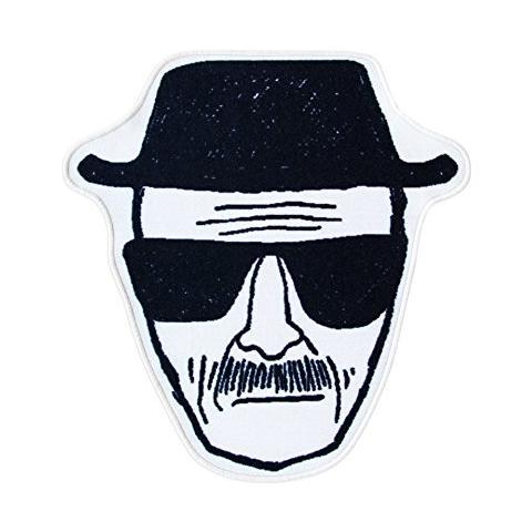 POPTOY Tappeto Tappetino Breaking Bad Rug Heisenberg 80 X 84 Cm