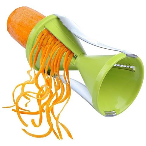 Taglia Affetta Verdure Spirale Spaghetti Carote Julienne Cucina