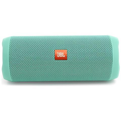 JBL Speaker Wireless Portatile Flip 4 Bluetooth ColoreTurchese