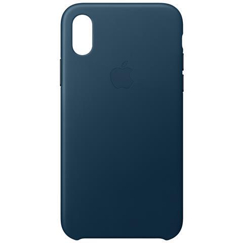 "APPLE MQTH2ZM / A 5.8"" Custodia sottile Blu custodia per cellulare"