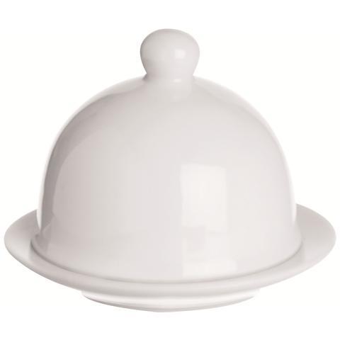 Portaburro White Home Bianco 7,6 cm