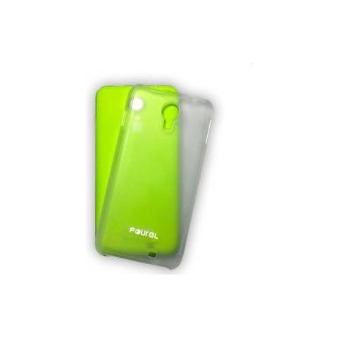 FOUREL Cover in Plastica per Smart Q4 / F4 / F4D Colore Trasparente